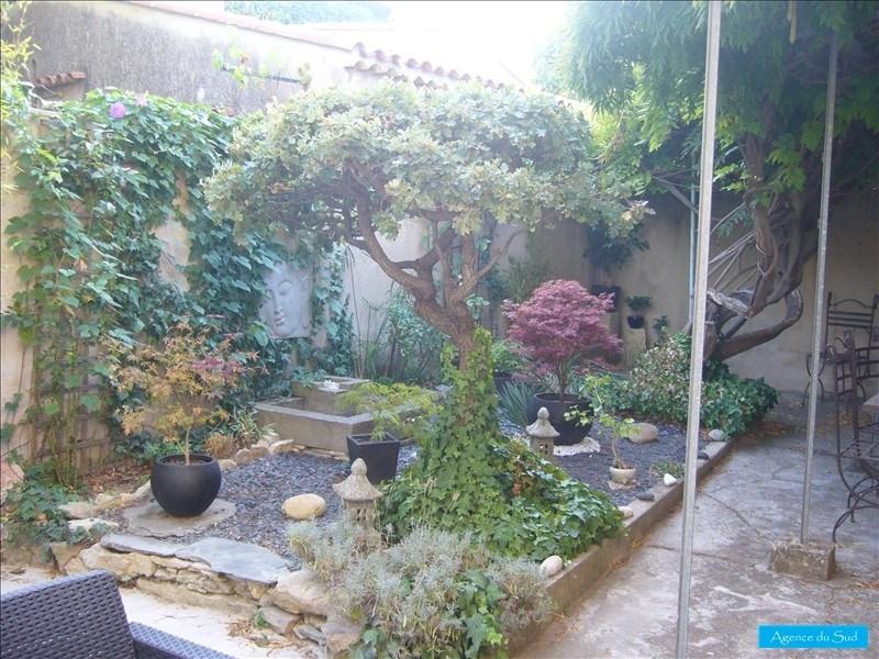 Vente maison / villa La bouilladisse 378000€ - Photo 1