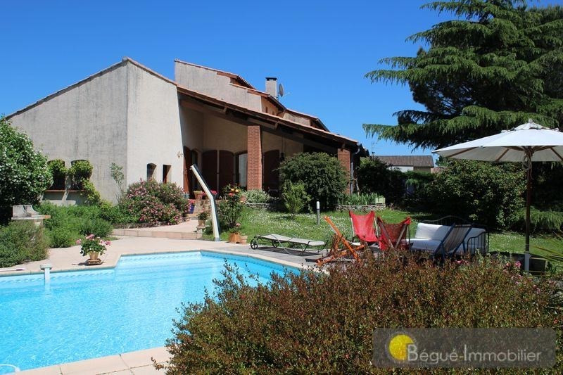 Deluxe sale house / villa Pibrac 554 000€ - Picture 4