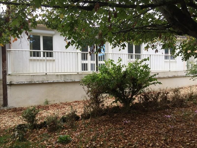 Vente maison / villa Liguge 157 000€ - Photo 1