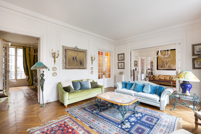 Revenda residencial de prestígio apartamento Paris 7ème 4680000€ - Fotografia 16