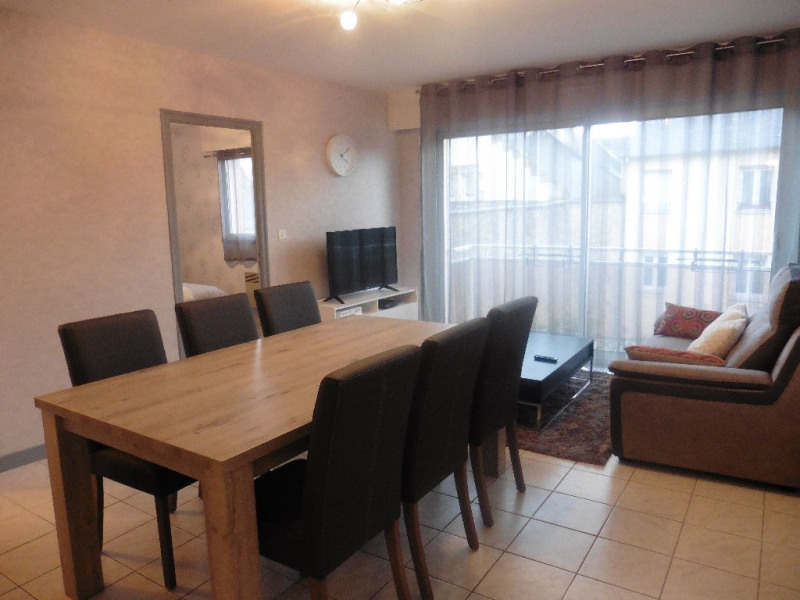 Rental apartment Pont l abbe 500€+ch - Picture 1