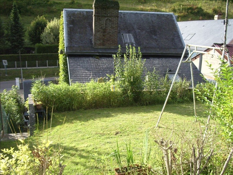 Sale house / villa Belbeuf 182000€ - Picture 1
