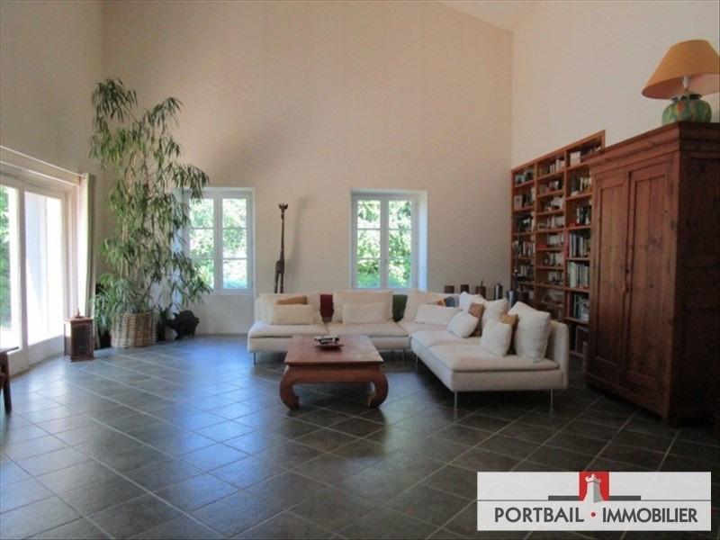 Sale house / villa Mirambeau 331200€ - Picture 2