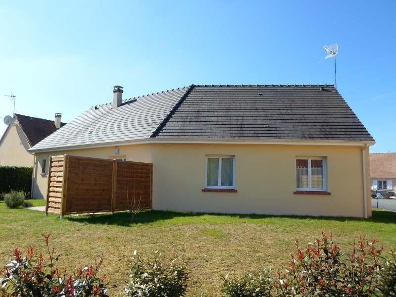 Vente maison / villa Selles st denis 159000€ - Photo 1