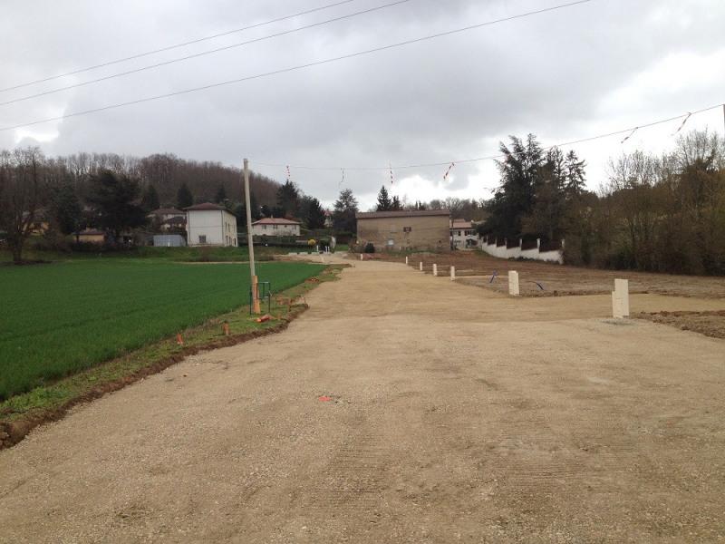 Terrain  de 320 m² Saint-Didier-de-Formans par ARVE Lotissements