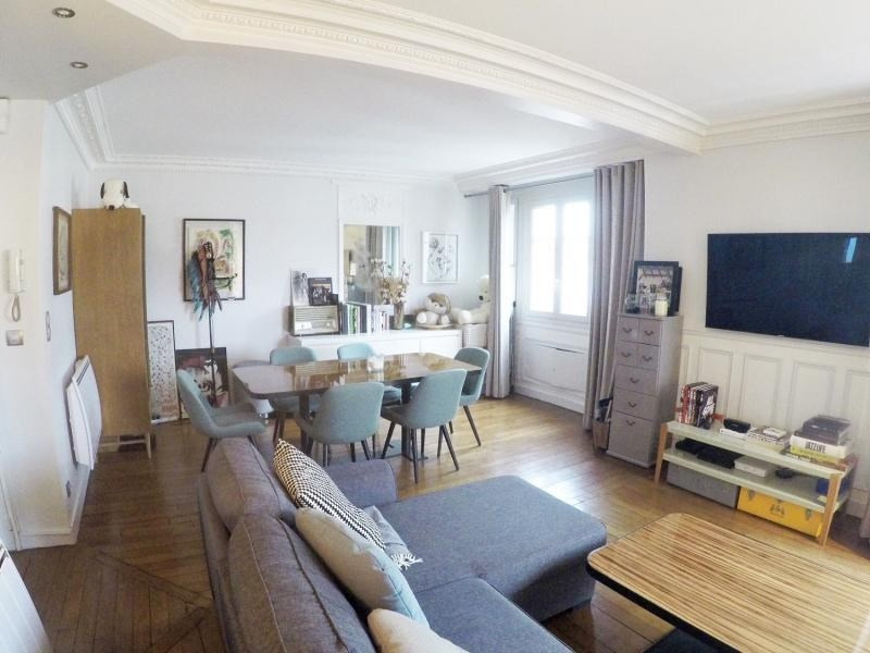 Vente appartement Levallois perret 550 000€ - Photo 2