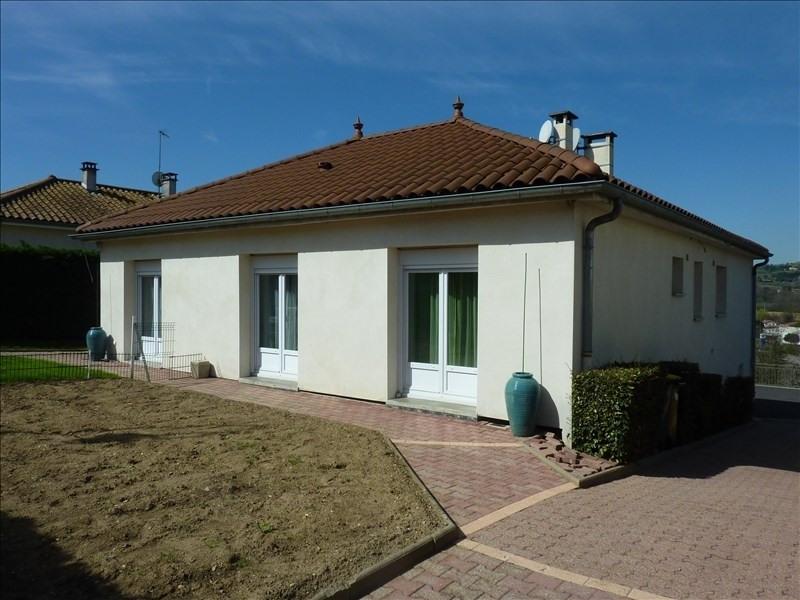 Venta  casa Civrieux d azergues 455000€ - Fotografía 1