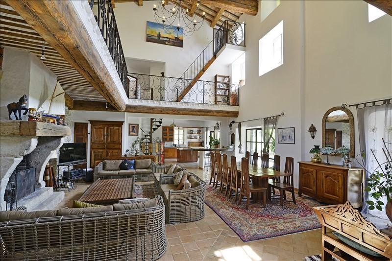Престижная продажа дом Carpentras 1200000€ - Фото 3