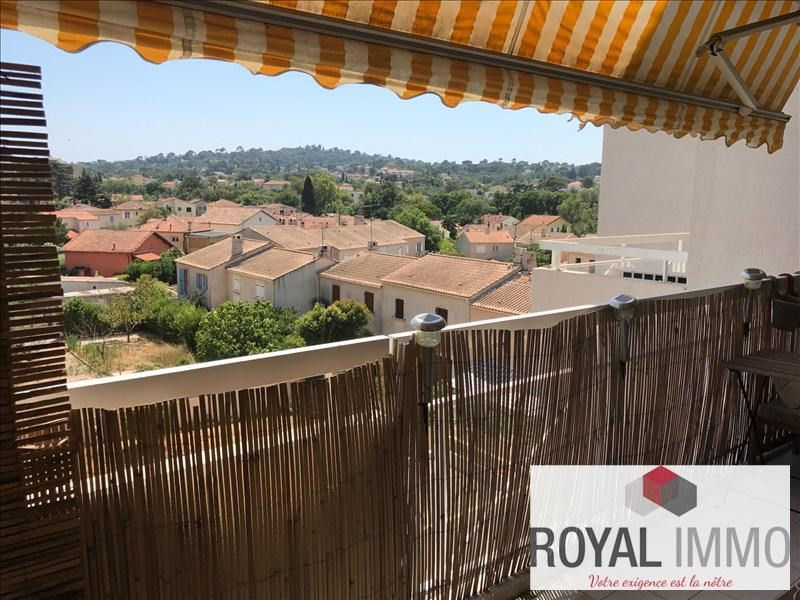 Rental apartment Toulon 855€ CC - Picture 1