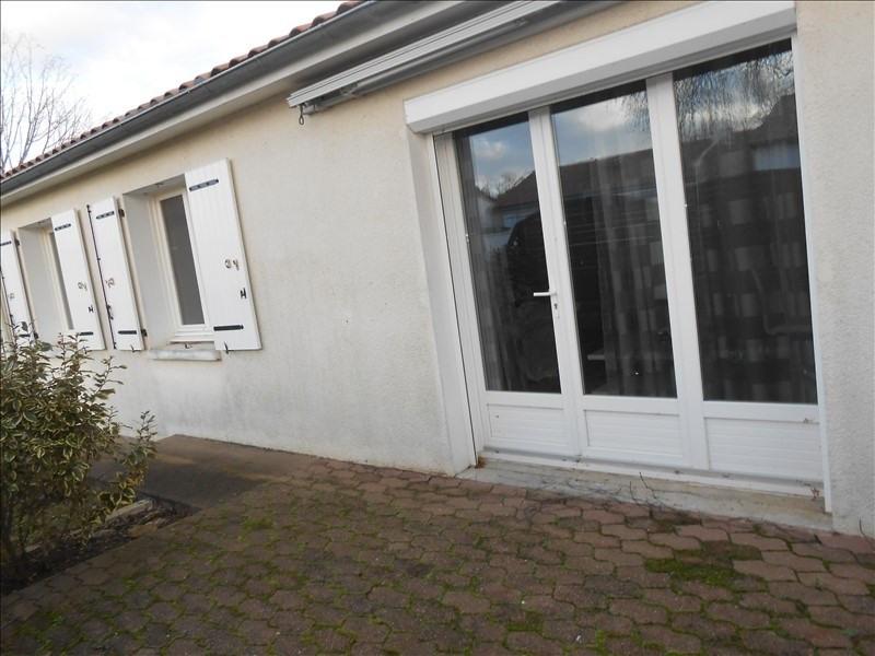 Vente maison / villa Niort 153700€ - Photo 2