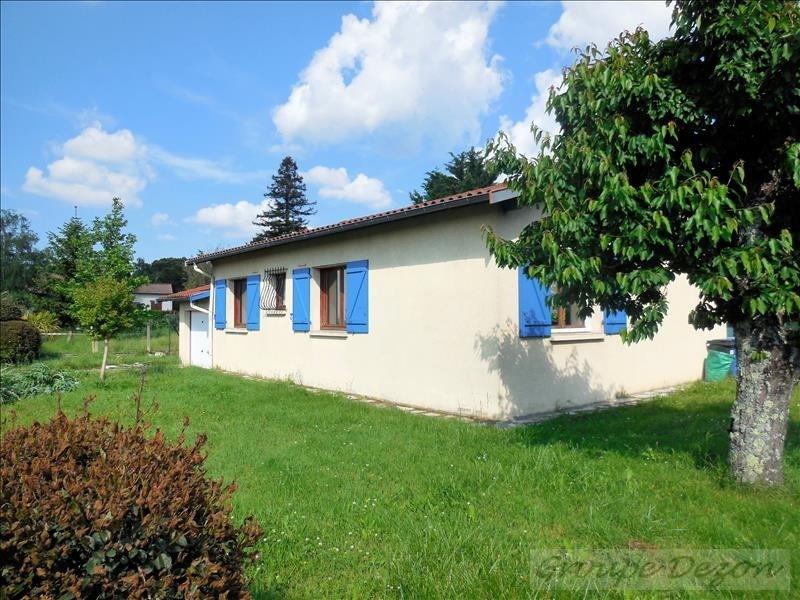 Vente maison / villa Castelginest 245000€ - Photo 2