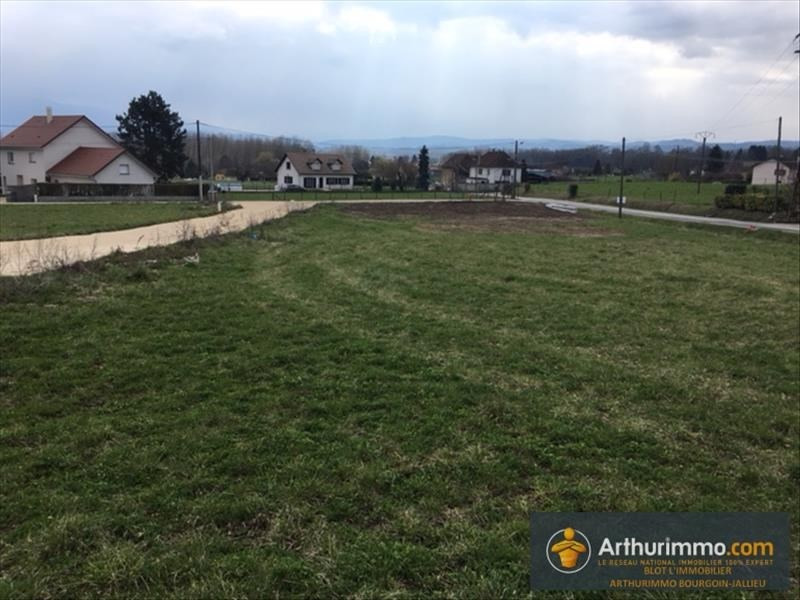 Vente terrain Granieu 60 000€ - Photo 1