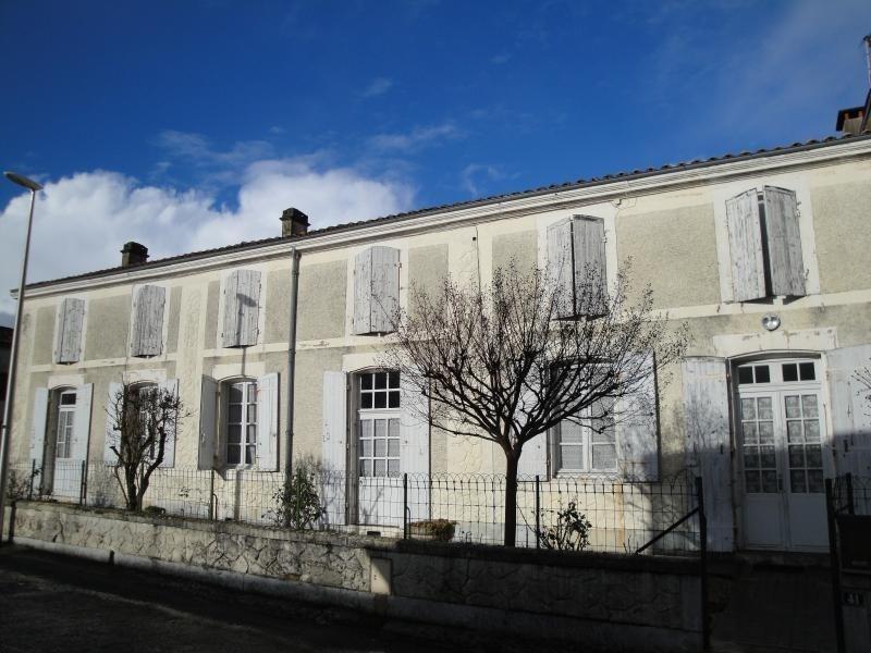 Vente maison / villa Loulay 114500€ - Photo 1