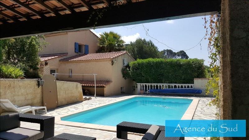 Vente maison / villa Roquevaire 495000€ - Photo 1
