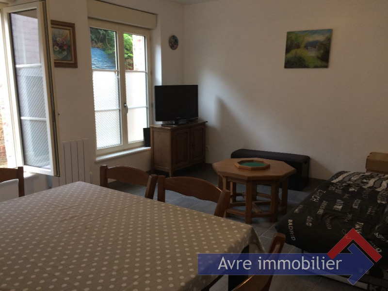 Location maison / villa Verneuil sur avre 615€ CC - Photo 1