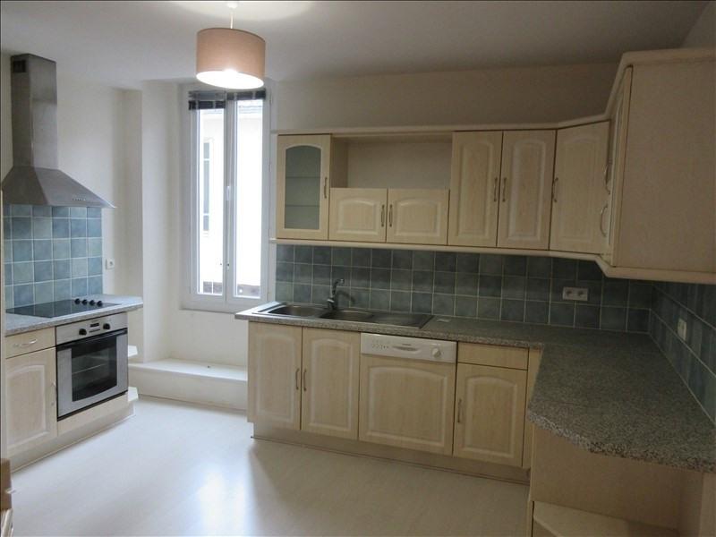 Rental apartment Voiron 628€ CC - Picture 1