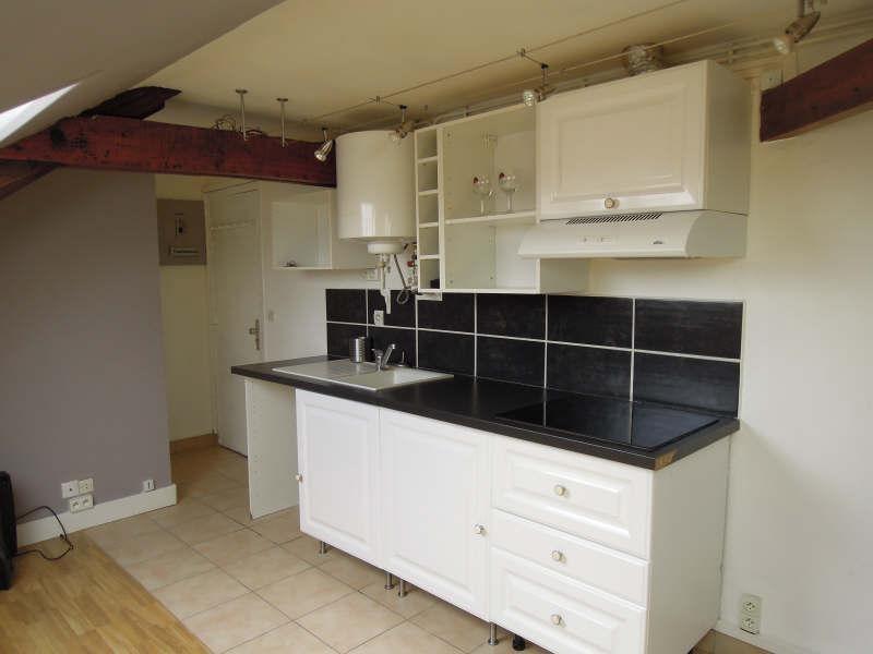 Investment property apartment Crepy en valois 59500€ - Picture 2