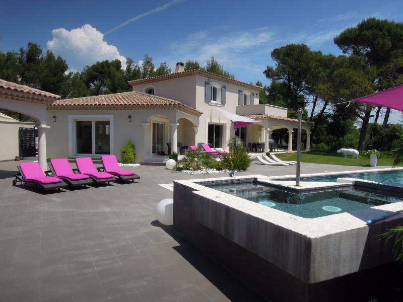 Vente de prestige maison / villa Cabrieres d avignon 935000€ - Photo 1