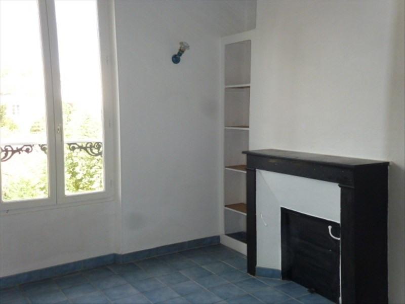 Rental apartment Fontainebleau 490€ CC - Picture 1