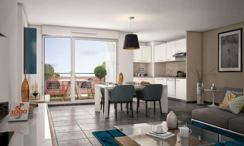 Vente appartement Mondonville 256000€ - Photo 1