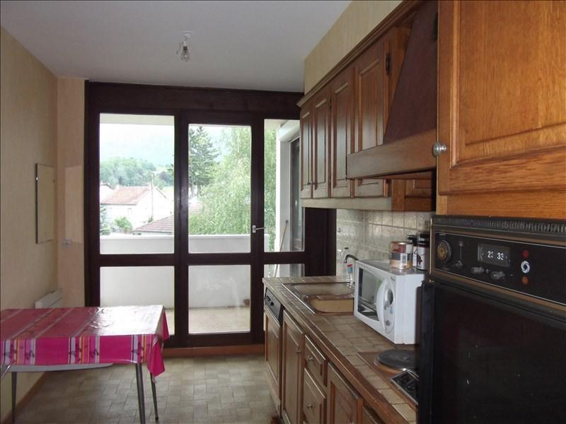 Vente appartement Yenne 153000€ - Photo 2