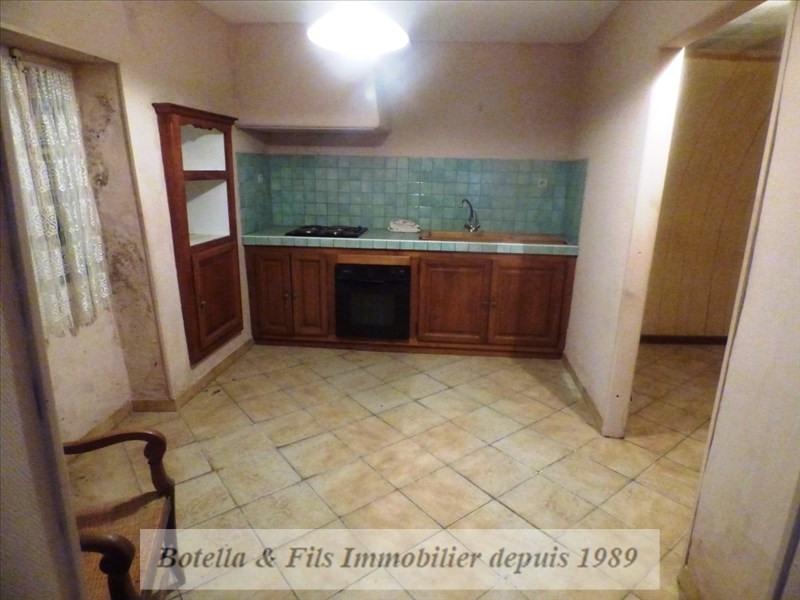 Vente maison / villa Uzes 160000€ - Photo 4