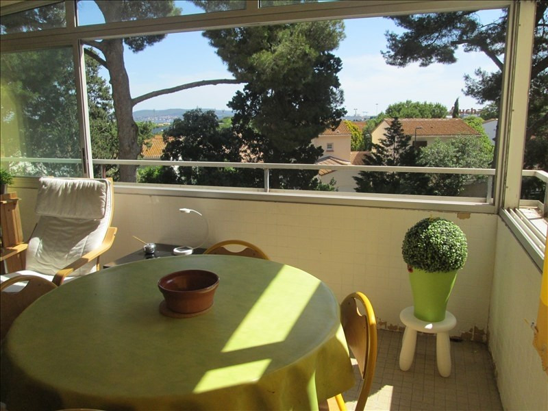 Sale apartment Sete 98 000€ - Picture 1