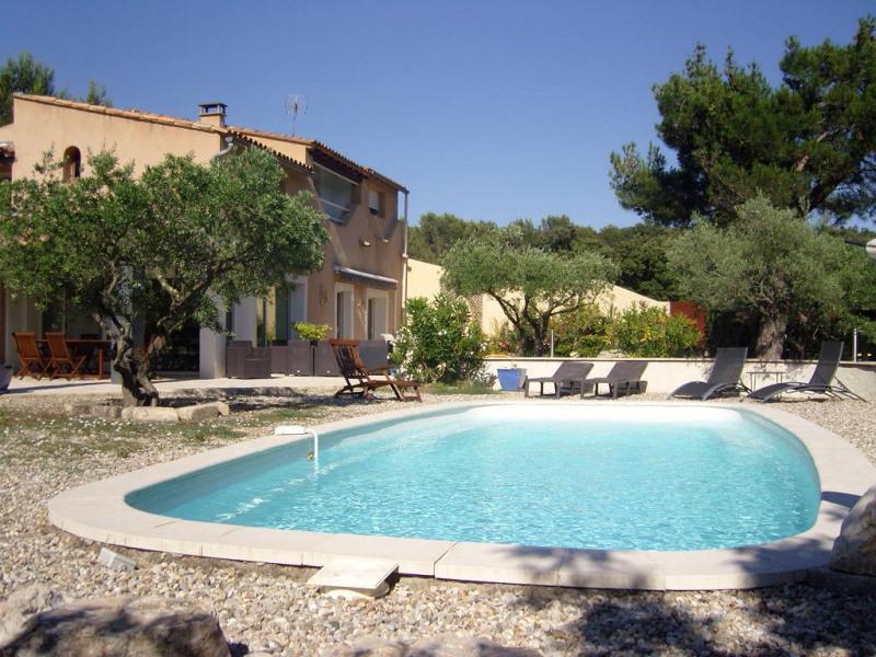 Verkoop van prestige  huis Villeneuve les avignon 570000€ - Foto 3