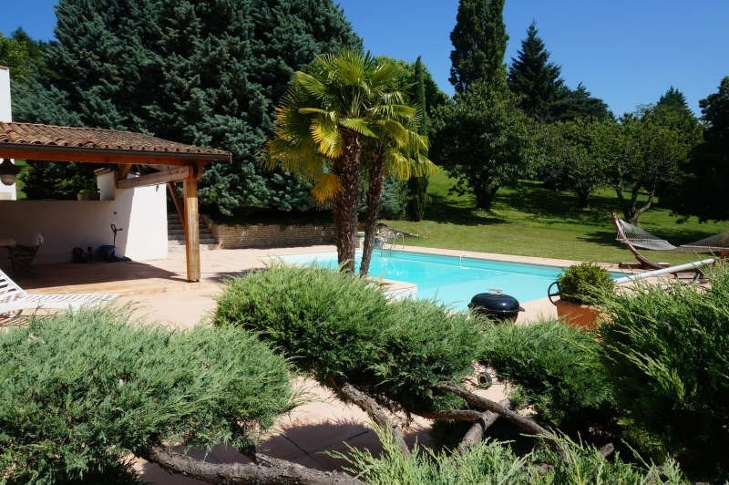 Venta de prestigio  casa Vienne 744000€ - Fotografía 4