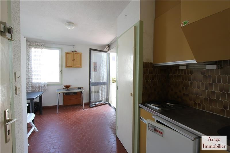 Vente appartement Le barcares 47 700€ - Photo 7