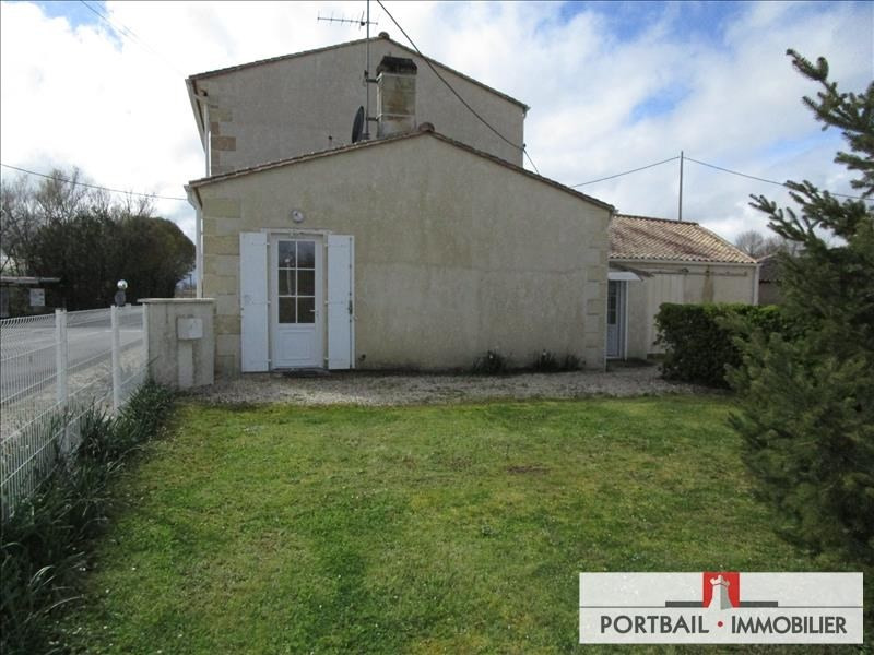 Rental house / villa Cartelegue 667€ CC - Picture 1