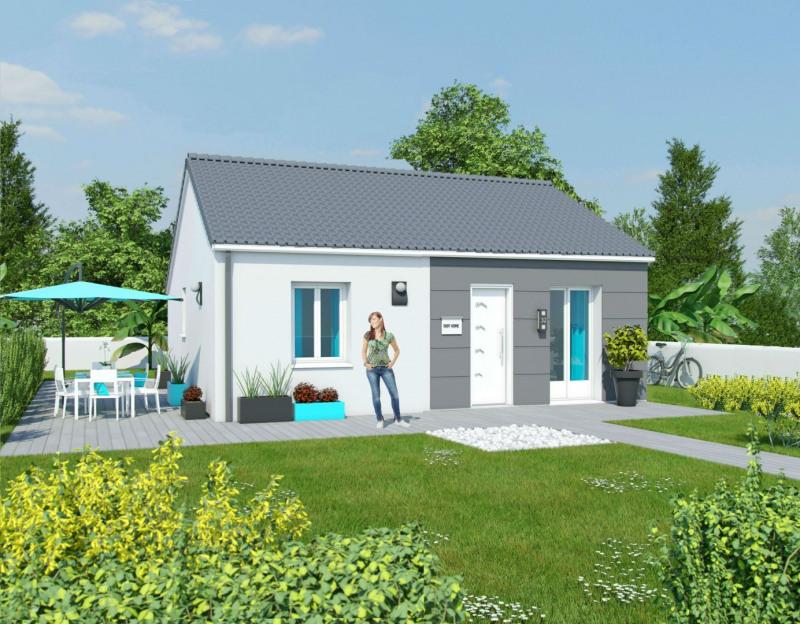 Maison  3 pièces + Terrain 640 m² Feugarolles par Maisons Côté Soleil