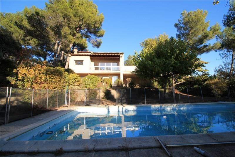 Vente de prestige maison / villa Villeneuve les avignon 580000€ - Photo 1
