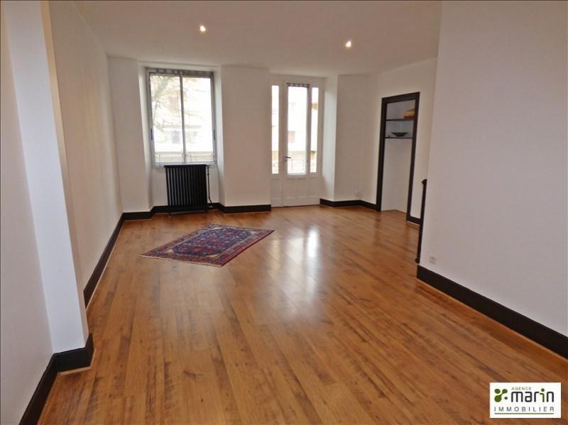 Venta  apartamento Aix les bains 199000€ - Fotografía 1