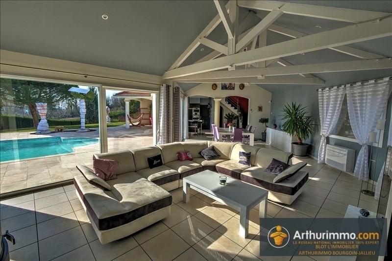 Deluxe sale house / villa La cote st andre 735000€ - Picture 4