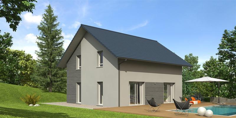 Maison  4 pièces + Terrain 800 m² Sillingy par MAISON NATILIA