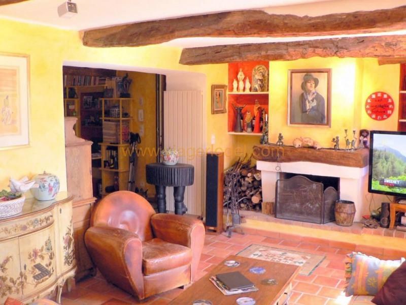 Immobile residenziali di prestigio casa Fayence 892500€ - Fotografia 6
