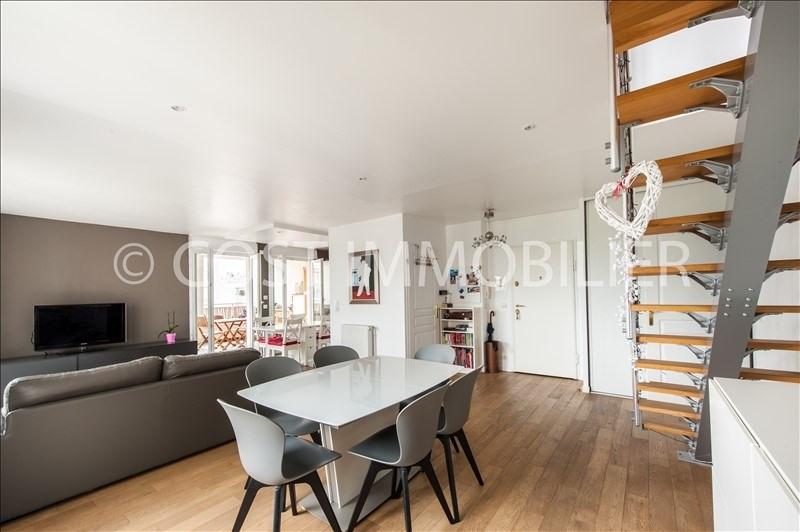 Verkoop  appartement Asnieres sur seine 495000€ - Foto 2