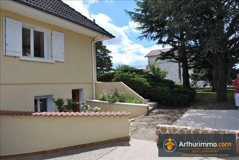 Vente maison / villa Bourgoin jallieu 279000€ - Photo 9