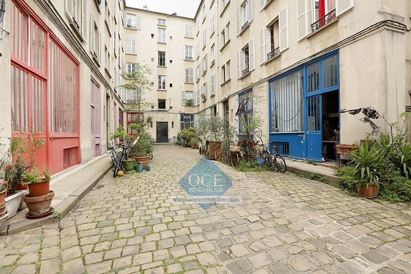 Sale apartment Paris 11ème 362000€ - Picture 1
