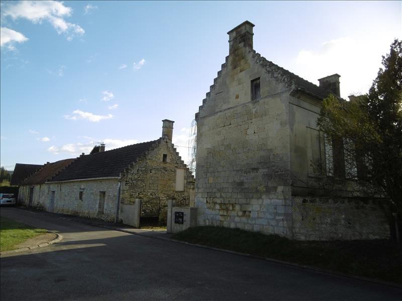 Vente maison / villa Crepy en valois 279000€ - Photo 1