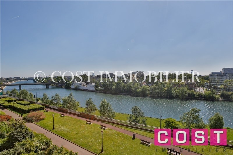 Deluxe sale apartment Courbevoie 1 050 000€ - Picture 2