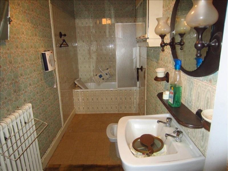 Vente maison / villa Villeneuve sur allier 69000€ - Photo 8