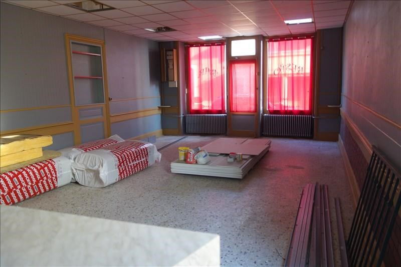 Rental empty room/storage Montagny 450€ +CH/ HT - Picture 1