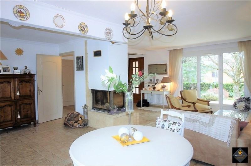 Vente maison / villa Tignieu jameyzieu 338000€ - Photo 1