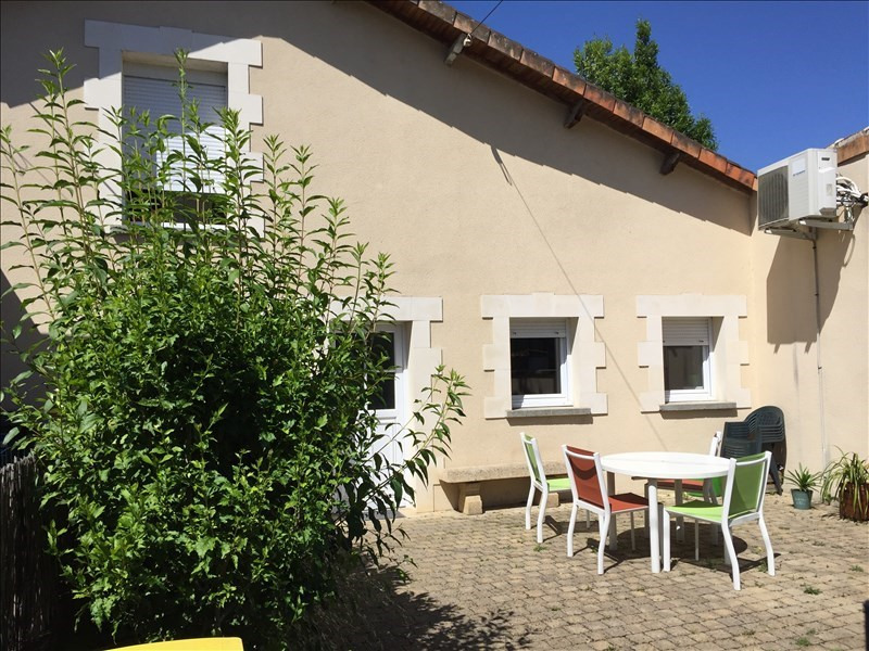 Location maison / villa St benoit 590€ +CH - Photo 1