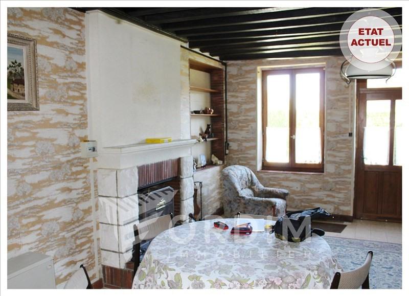 Vente maison / villa St sauveur en puisaye 59500€ - Photo 3