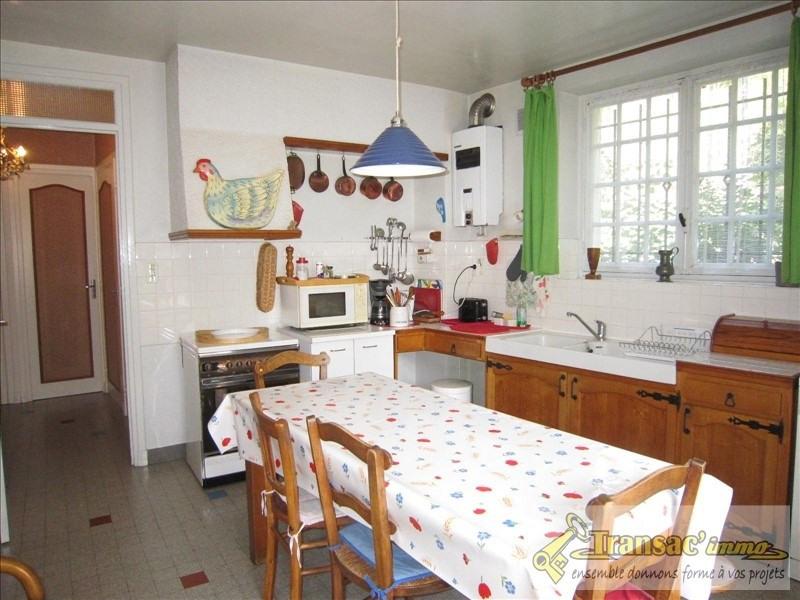Sale house / villa Escoutoux 128400€ - Picture 1