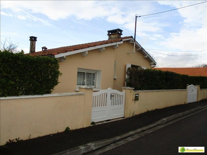 Vente maison / villa St michel 140400€ - Photo 2