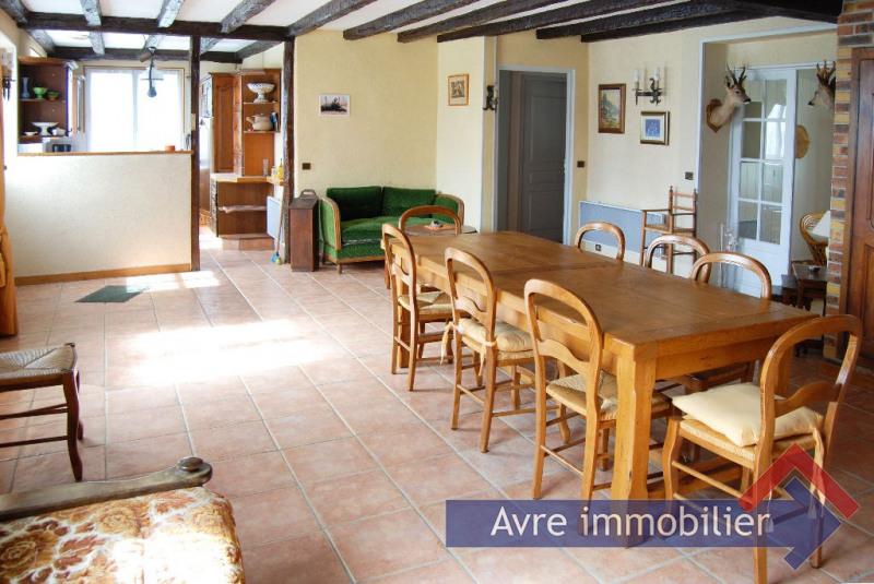 Sale house / villa Verneuil d'avre et d'iton 209500€ - Picture 4